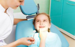фото у детского стоматолога